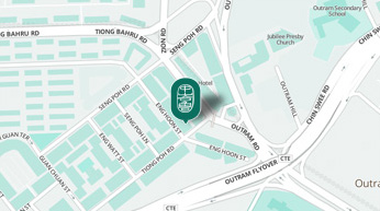 Map of Tiong Bahru Bakery @ Eng Hoon